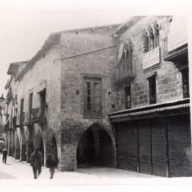 L'urbanisme de la Tàrrega medieval