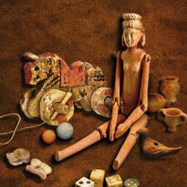 Joc i joguines a l'antiguitat